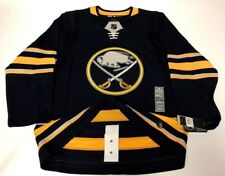 BUFFALO SABRES size 50 = sz Medium  ADIDAS NHL HOCKEY JERSEY Climalite Authentic