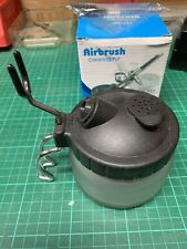 Glass Airbrush Cleaning Pot