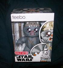 Hasbro Mighty Muggs Exclusive Star Wars Teebo Ewok Figure MIB Brand NEW