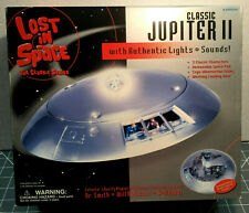 Trendmasters1998 Lost in Space Classic Jupiter II Spacecraft Lights Sound in Box