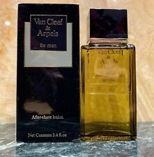 Van Cleef & Arpels Pour Homme After Shave 3.4 oz / 100 ml Splash NEW in Box
