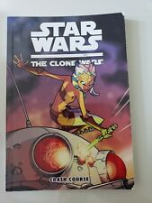 STAR WARS THE CLONE WARS: CRASH COURSE COMICS DIGEST 2008 DARK HORSE COMICS