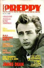 """""""NEW PREPPY"""" N.30 EDIFUMETTO LOOK ANNI 80 U2 BONO VOX SFITINZIA MODA (PANINARO)"""