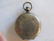 Wind Pocket Watch Case Illinois Columbia New listing