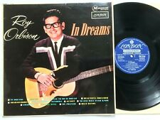 ROY ORBISON - In Dreams 1963 STEREO Album London Records ‎– SH-U 8108 VG+/VG+