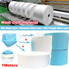 Melt-blown Nonwoven Fabric Face Skin-Friendly Fusible Craft Filte i GI