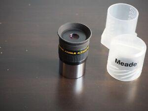 "Meade 4000 4.7mm UWA 84° fov, 1.25"" eyepiece made in Japan, okular"