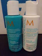 Moroccanoil Color Complete Shampoo & Conditioner 2.4oz