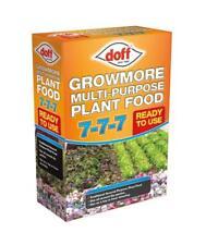 Doff Growmore Multi Purpose Plant Food 7-7-7 Ready to Use 1.25kg