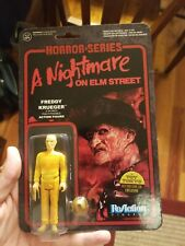 Funko RARE Reaction NES Freddy Krueger NYCC Toy Tokyo with  Protector.