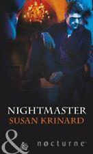Nightmaster (Mills & Boon Nocturne) By Susan Krinard