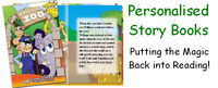 Personalised Kids Book | Lots of Detail Full Colour | Children's Story Books