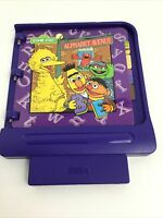 Pico Sega Game Cartridge Sesame Street Alphabet Avenue Vintage 90s Gaming