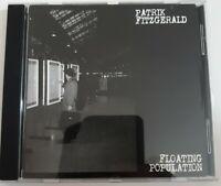 PATRIK FITZGERALD: Floating Population CD (punk)
