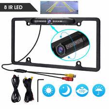 New listing (Ve0024Bk) Car Rear View Camera Kit 12V Night Vision