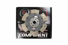 Mitsubishi Mirage 1.6L 1.8L Competition Clutch 6 Puck Solid Disc 381088-0620