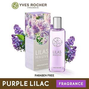 YVES ROCHER Purple Lilac Eau de Toilette 100 ml 3.3 oz 26964 DISCONTINUED!!