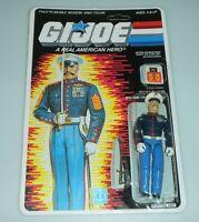 *RECARDED* 1987 GI Joe Gung Ho v2 Figure Complete Sealed *CUSTOM File Card Back*