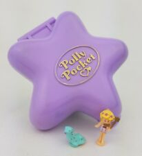 vintage polly pocket Fairy Fantasy  compact *Complete* 1992 Bluebird toy