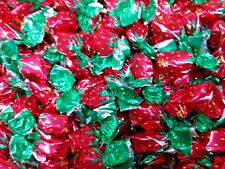 Strawberry Filled Bon Bons Hard Candy, 5Lb FREE SHIPPING!