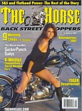 THE HORSE BACKSTREET CHOPPERS No.74 (New Copy) *Free Post To USA,Canada,EU