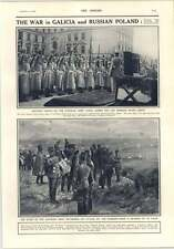 1914 War In Ggalicia And Russian Poland Austrian Military Cadets