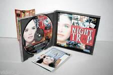 NIGHT TRAP  GIOCO USATO OTTIMO STATO SEGA MEGA CD EDIZIONE GIAPPONESE JAP NTSC/J
