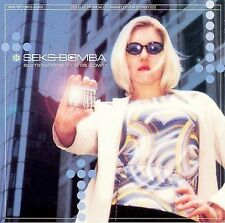 SEKS BOMBA - SOMEWHERE IN THIS TOWN * NEW CD
