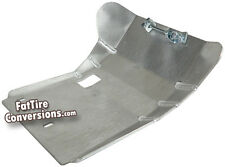 YAMAHA BW200 BW 200 MOOSE ALUMINUM SKID PLATE FOR ALL YEARS BIG WHEEL BRAND NEW!