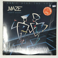Maze Can't Stop The Love LP Vinyl Record Disco 1985 Soul Funk Near Mint