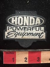 Vtg 80s/90s Honda Powerful Equipment Patch - Japan Manufacturer 75X3