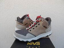 TEVA PLAZA TAUPE ARROWOOD MID WP LEATHER SNEAKER BOOTS, MEN US 9/ EUR 42 ~NEW