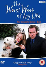 DVD:THE WORST WEEK OF MY LIFE - THE COMPLETE SERIES 1 & 2 - NEW Region 2 UK