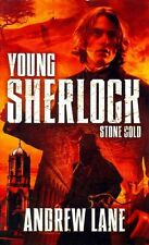 Young Sherlock Holmes 7: Stone Cold-ExLibrary