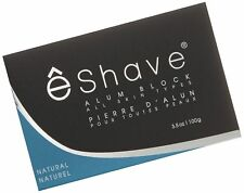 eShave Alum Block 3.5 oz.