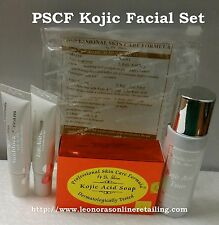 2x Dr. Alvin's PSCF Kojic Acid Facial Set(repl...of Rejuvenating Set)100%Genuine