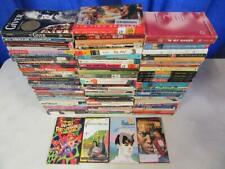 HUGE Lot of (88) TEEN KIDS YOUNG ADULT Romance Mystery Books BLUFOR GARY PAULSEN
