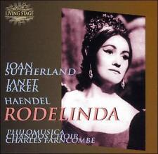 GEORG F. HAENDEL: RODELINDA NEW CD