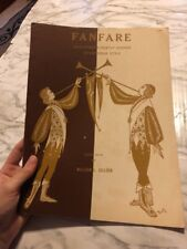 Fanfare and thers courtly scenes in baroque Styles Piano Solos William Gillock