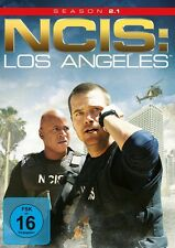 NAVY CIS LA - SEASON 2.1 MB  3 DVD NEU  LINDA HUNT/CHRIS O'DONNELL/+
