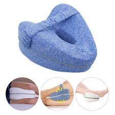 1PC Contour Memory Leg Pillow Cushion Heart-Shaped Orthopaedic Leg Knee Pillow