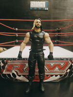WWE Mattel action figure BASIC SETH ROLLINS SHIELD kid toy PLAY Wrestling
