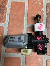 2013-2016 CHEVROLET TRAX FRONT LEFT DRIVER SIDE POWER SEAT ADJUSTER MOTOR OEM