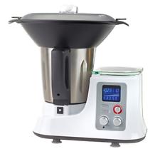 All-in-One Multifunktions-Küchenmaschine mit Kochfunktion Dampfgaraufsatz ++