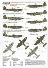 NEW 1:48 Xtradecal X48091 Supermarine Spitfire F.22 (4 Markings Options)