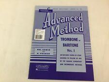 Rubank - Advanced Method - Trombone Or Baritone Vol 1  - No 96 -
