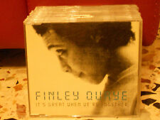 FINLEY QUAYE - IT'S GREAT WHEN WE'RE TOGETHER - MORNING PRACTICE - 1997