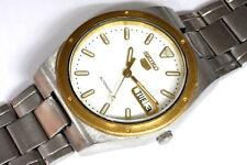 Seiko 7S26-0500 automatic mens watch - Serial nr. 104279