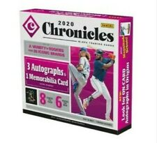 2020 Panini Chronicles Baseball *You Pick From List*