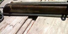 Walker Turner Radial Arm Drill Press Radial Ram